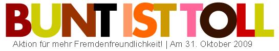 bunt-ist-toll