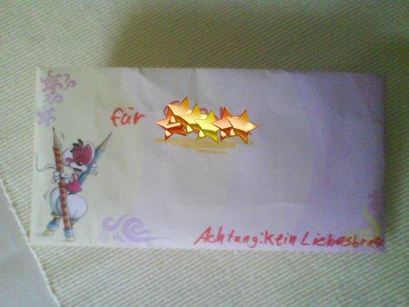 keinliebesbrief