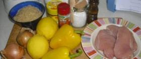 Paella mit Haehnchen