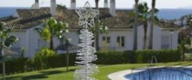 Weihnachten in spanischen Dörfern